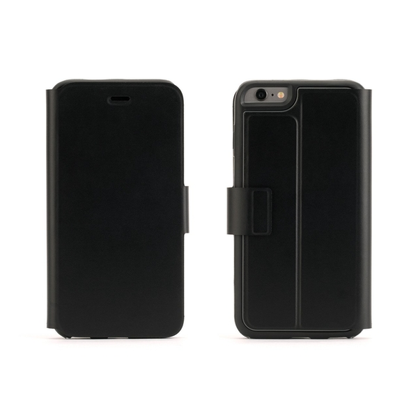 Griffin Identity Wallet Style Black Phone Case For iPhone 6 Plus