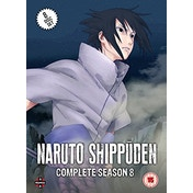 Naruto Shippuden Complete Series 8 (Episodes 349-401) DVD Box Set