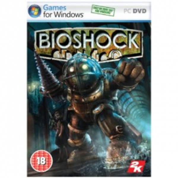 Bioshock Game PC