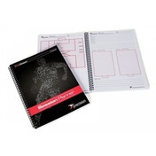 Precision A4 Football Session Planner (Pack 6)