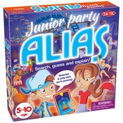 Junior Party Alias Word Game