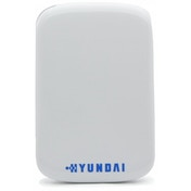 Hyundai H2 1TB External HDD USB3 White Tiger