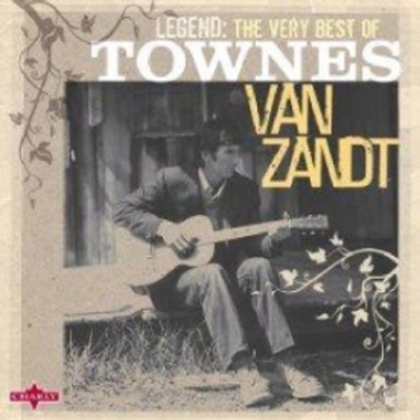 Townes Van Zandt Legend CD
