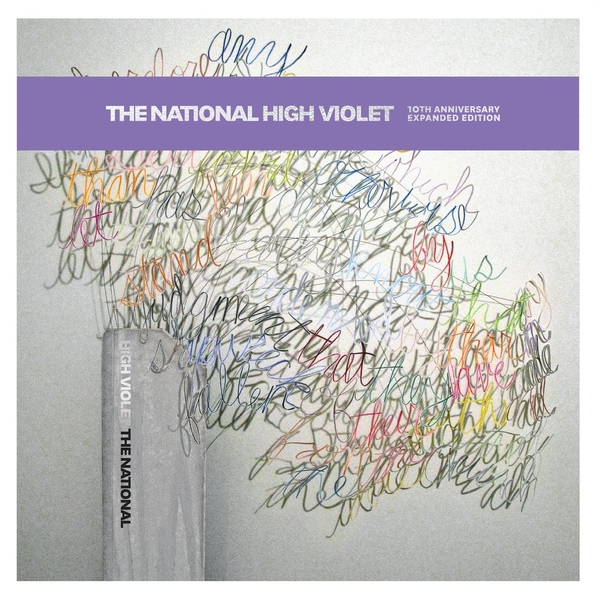 The National - High Violet 10th Anniversary Expanded Edition Vinyl