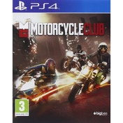 Motorcycle Club PS4 Game