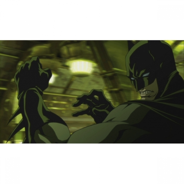(Pre-Owned) Batman Gotham Knight Blu-ray Used - Like New - Image 3