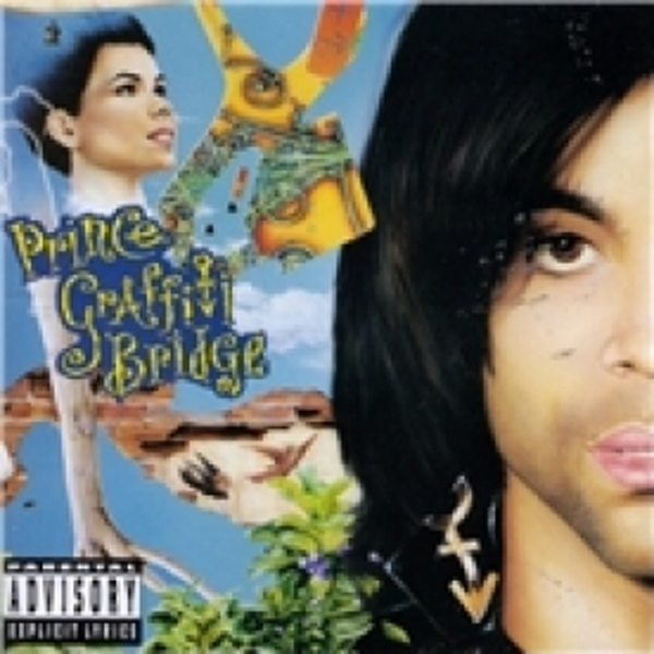 Prince Graffiti Bridge CD