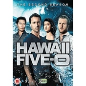 Hawaii Five-0 Series 2 Blu-ray