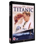 Titanic (2 Disc Special Edition) DVD