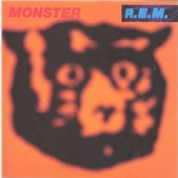 R.E.M. Monster CD
