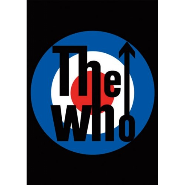 The Who - Target Postcard