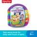 Fisher-Price Laugh and Learn Story, Rhymes, Electronic Educational Toddler Baby Book - Image 2