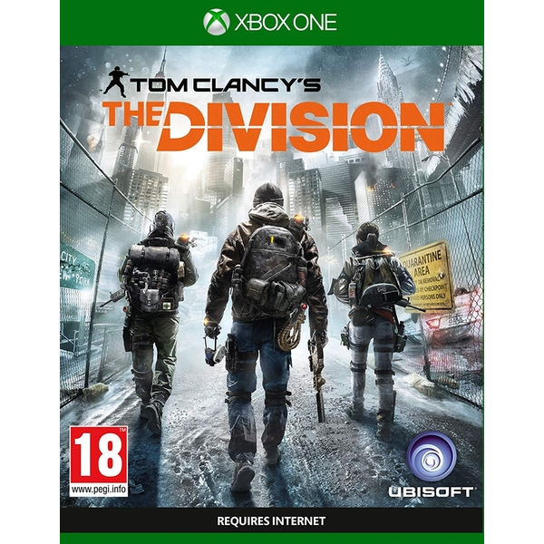 Tom Clancy's The Division Xbox One Game [Nordic]
