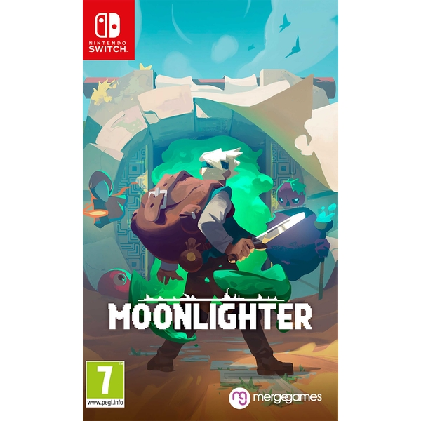 Moonlighter Nintendo Switch Game