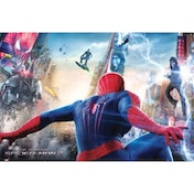 The Amazing Spider-Man 2 Attack Maxi Poster