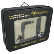 Subsonic HDMI Cable PS3 & Xbox 360