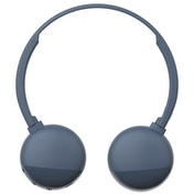 JVC HAS20BTAE Flats Wireless Bluetooth Headphones - Blue