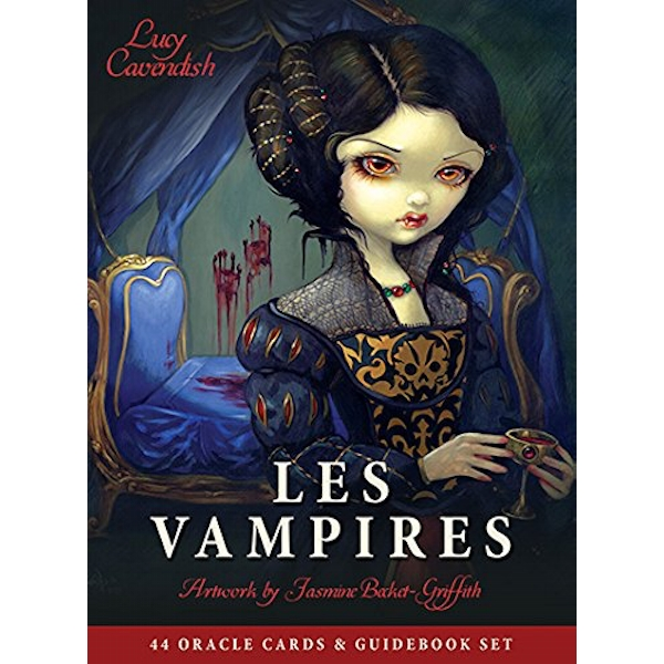 Les Vampires Oracle Ancient Wisdom and Healing Messages from the Children of the Night  Mixed media product 2014