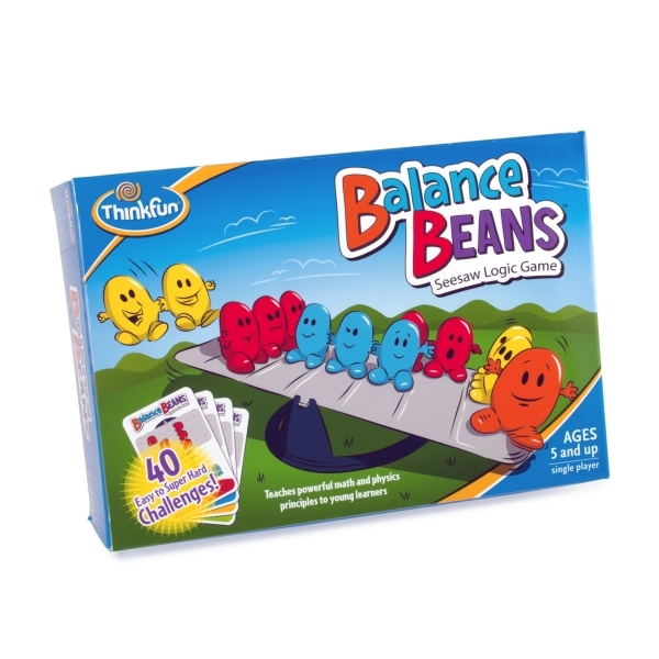 Think Fun Balance Beans Board Game