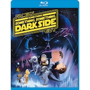 Family Guy: Something, Something, Something Dark Side Blu-ray