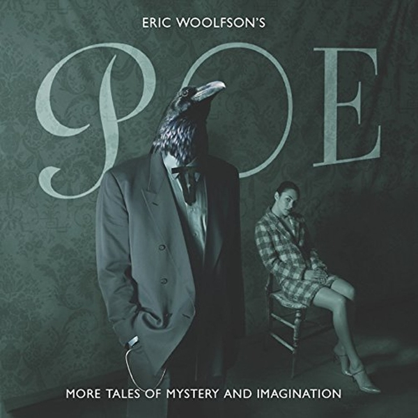 Eric Woolfson ‎– Poe - More Tales Of Mystery And Imagination Vinyl
