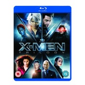 XMen Trilogy Blu-ray