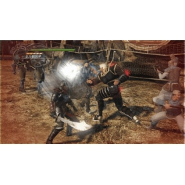 Fist Of The North Star Kens Rage Game Xbox 360 - Image 4