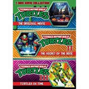 Teenage Mutant Ninja Turtles - The Movie Collection DVD