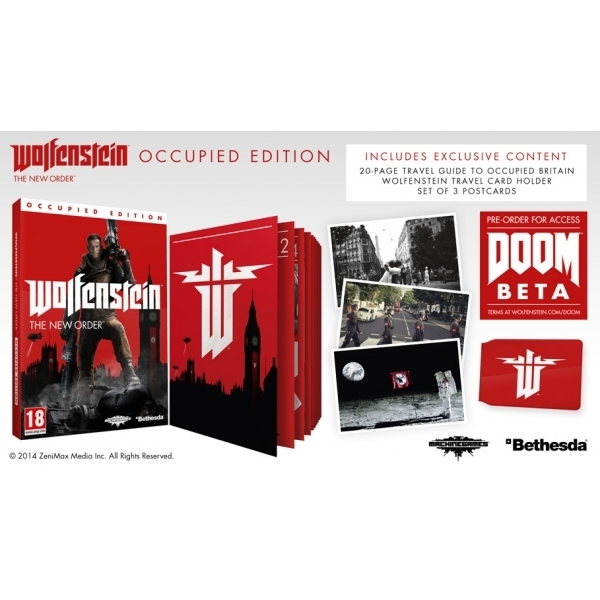 Wolfenstein The New Order Occupied Edition Xbox 360 Game - Image 2