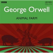 George Orwell Animal Farm Audio Book CD