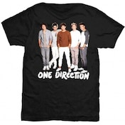 One Direction New Standing Skinny Black TS: Medium