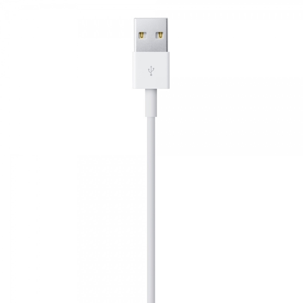 Apple Charger 2m Lightning to USB Cable MD819  - Image 4