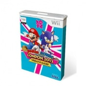 Mario & Sonic At The London 2012 Olympic Games Special Edition Wii