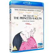 The Tale Of The Princess Kaguya - Collector's Edition Blu-ray + DVD