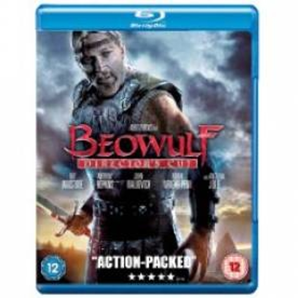 Beowulf Directors Cut Blu-Ray - Image 1