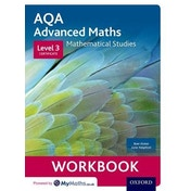 AQA Mathematical Studies Workbooks (pack of 6): Level 3 Certificate (Core Maths) by Stan Dolan, June Haighton (Multiple copy pack, 2017)