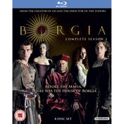 Borgia - Complete Season One Blu-ray