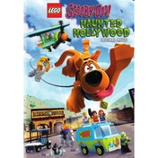 LEGO Scooby-Doo!: Haunted Hollywood DVD