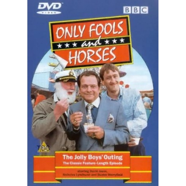 Only Fools and Horses - The Jolly Boys' Outing 1981 DVD