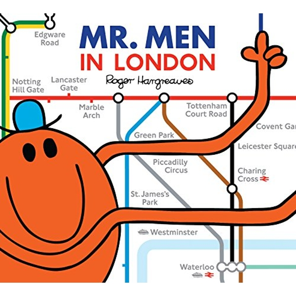 Mr. Men in London  Paperback / softback 2018