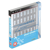 Dead Rising 2 Zombrex Steel Book Limited Edition Game PS3