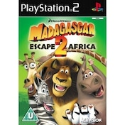 Ex-Display Madagascar 2 Escape To Africa Game PS2 Used - Like New