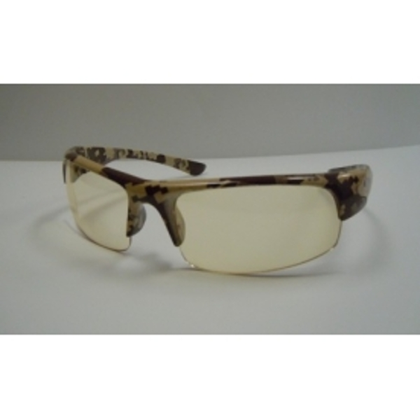 Gamers Edge High Performance Gaming Glasses Camouflage - Image 2