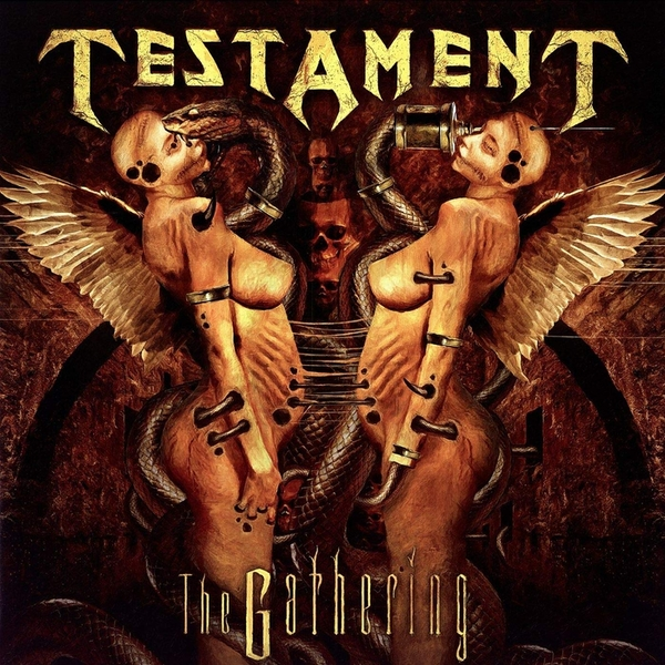 Testament - The Gathering (Remastered Edition) Vinyl