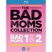 Bad Moms 1 & 2 Blu-ray