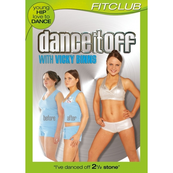 Dance It Off With Vicky Binns DVD