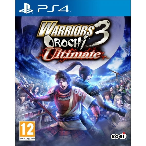Warriors Orochi 4 Pc Download: Warriors Orochi 3 Ultimate PS4 Game