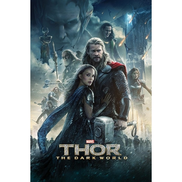 Marvel - Thor 2 One Sheet Maxi Poster