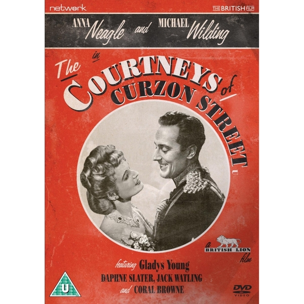 The Courtneys of Curzon Street DVD