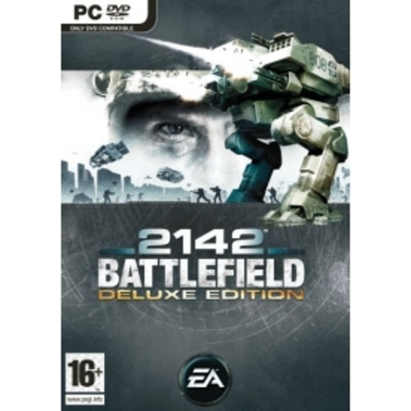 Battlefield 2142 Deluxe Edition Game PC
